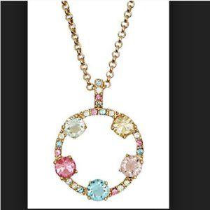 Kate Spade Carnival Crystal Mini Pendant necklace